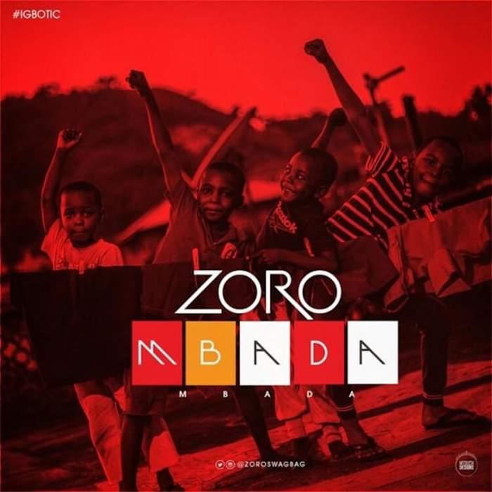 Zoro - Mbada
