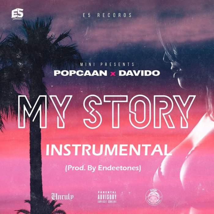 Popcaan & Davido - My Story (Instrumentals Remake)