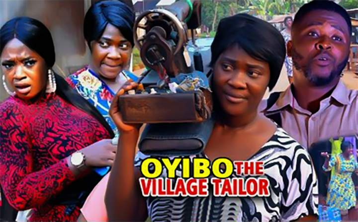 Oyibo The Village Tailor (2021)