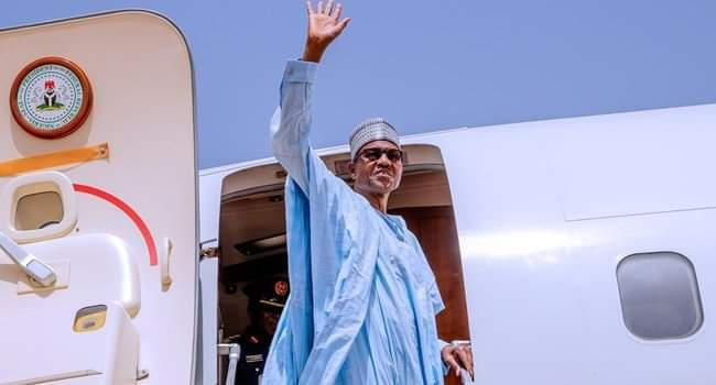 President Buhari departs Nigeria for UK on a 10-days Private visit