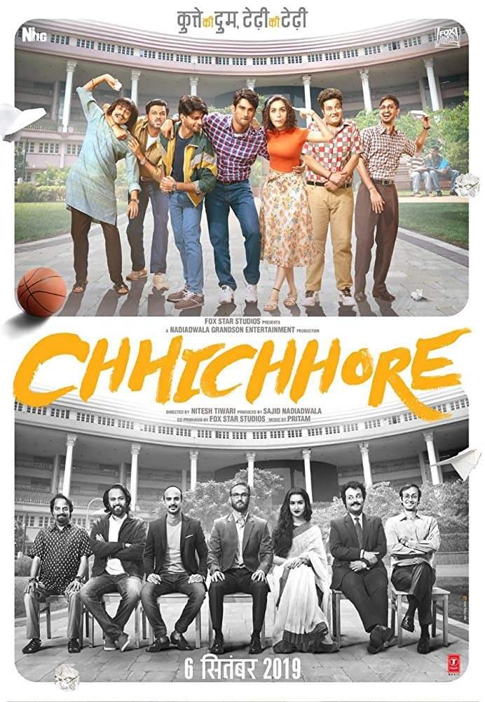 Chhichhore (2019) [Indian]