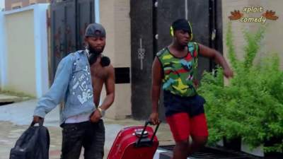 Comedy Skit: Xploit Comedy - The Deportation of Non Nigerians