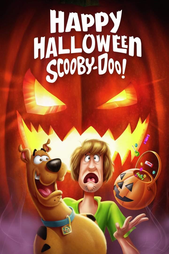 Happy Halloween, Scooby-Doo! (2020) [DVDRip]