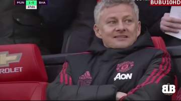 Video: Manchester United 2 - 1 Brighton (Jan-19-2019) Premier League Highlights