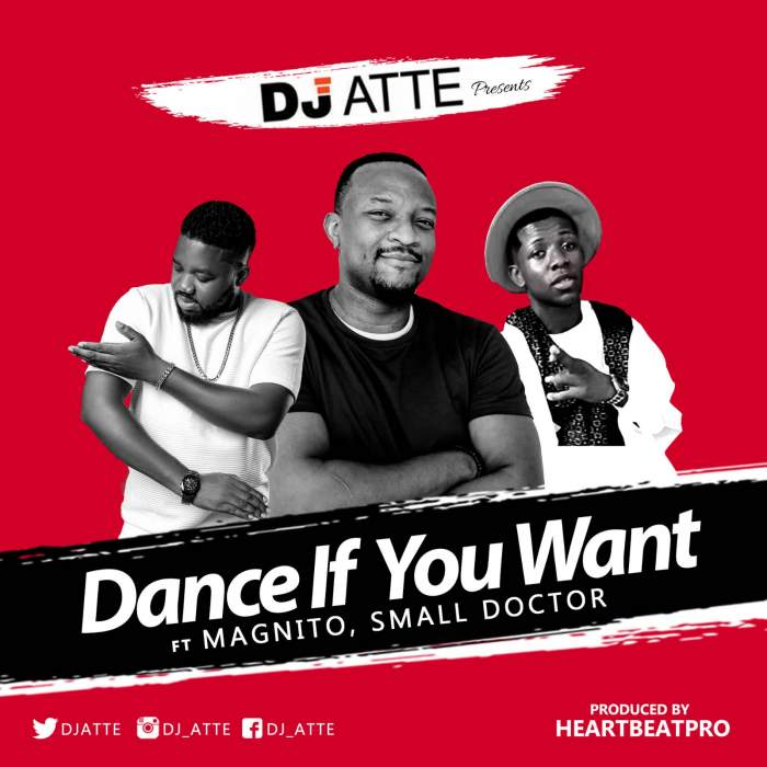 DJ Atte - Dance If You Want (feat. Magnito & Small Doctor)