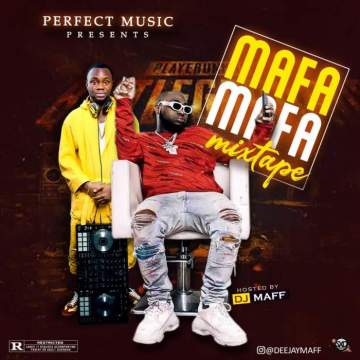DJ Mix: DJ Maff - Mafa Mafa Mix