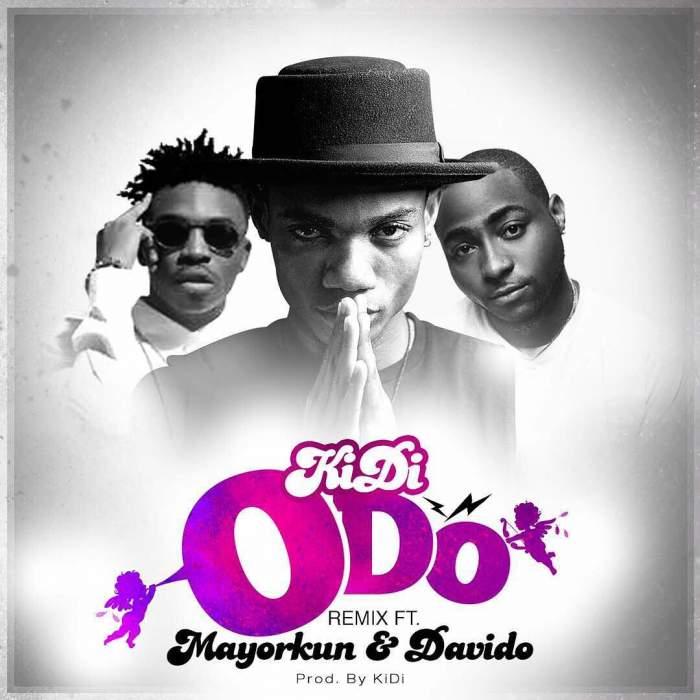 KiDi - Odo (Remix) (feat. Davido & Mayorkun)