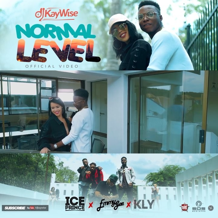 DJ Kaywise - Normal Level (feat. Ice Prince, Emmy Gee & KLY)