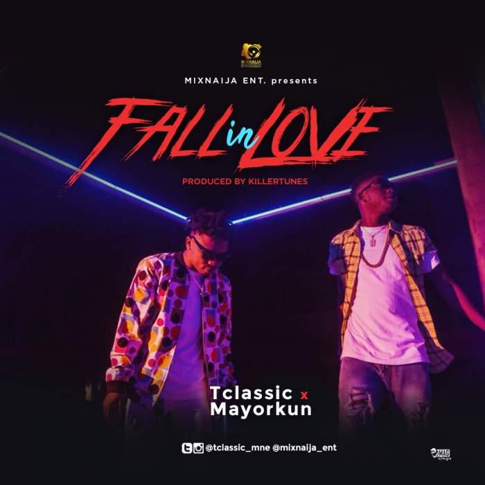 T Classic - Fall In Love (feat. Mayorkun)