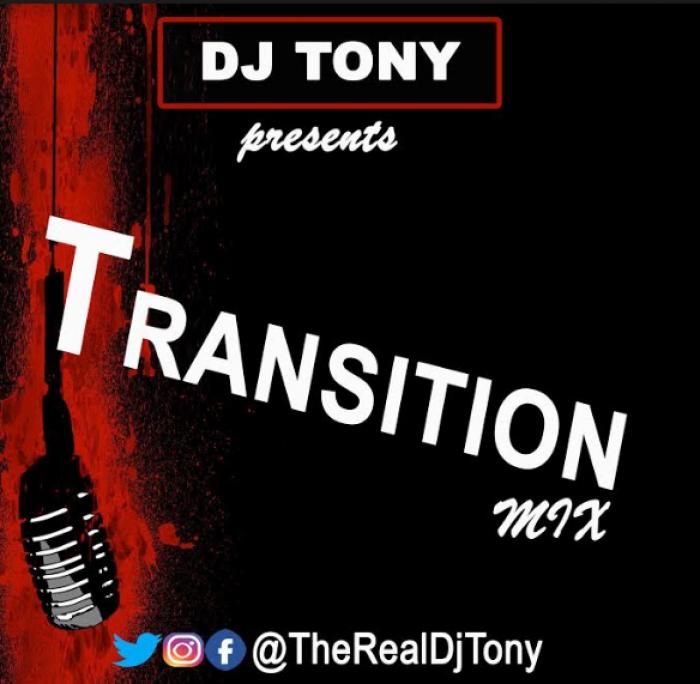 DJ Tony - Transition Mix (Vol. 1)