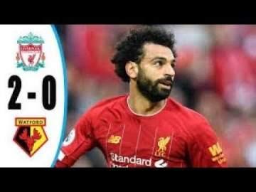 Video: Liverpool 2 - 0 Watford (Dec-14-2019) Premier League Highlights