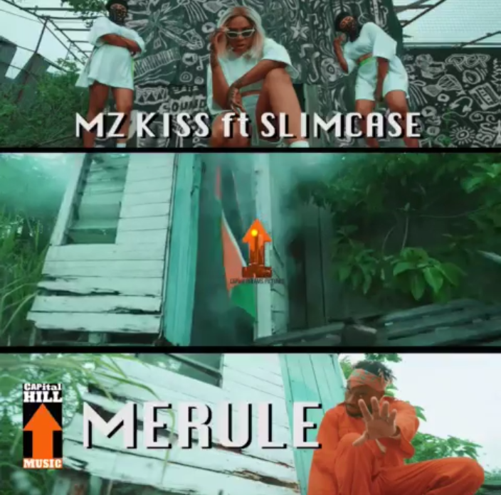 Mz Kiss - Merule (feat. Slimcase)