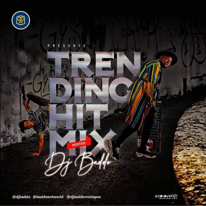 DJ Baddo - Trending Hit Mix