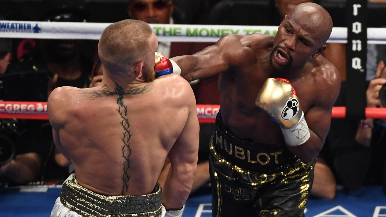 Floyd Mayweather vs Conor McGregor (Aug-26-2017) Boxing Full Fight