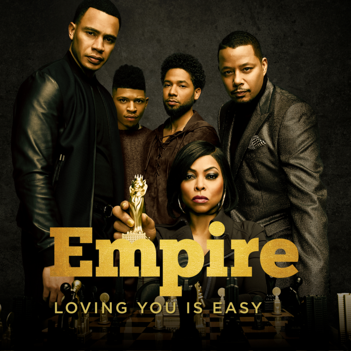 Empire Cast - Loving You Is Easy (Piano Version) (feat. Jussie Smollett)
