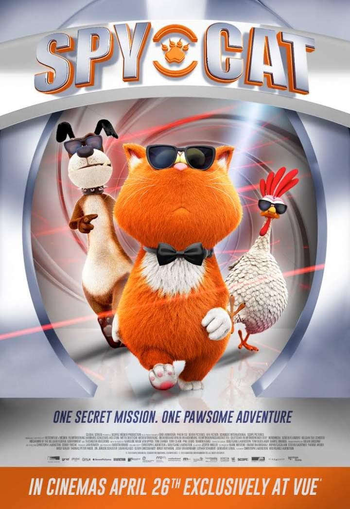 Spy Cat (2018)