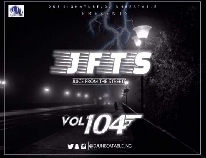 DJ Unbeatable - Juice From The Streets Mix (Vol. 4)