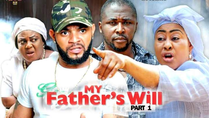 My Father's Will (2019)