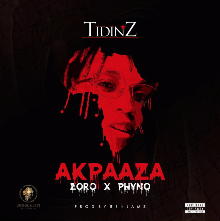 Tidinz - AkpaAza (feat. Phyno & Zoro)