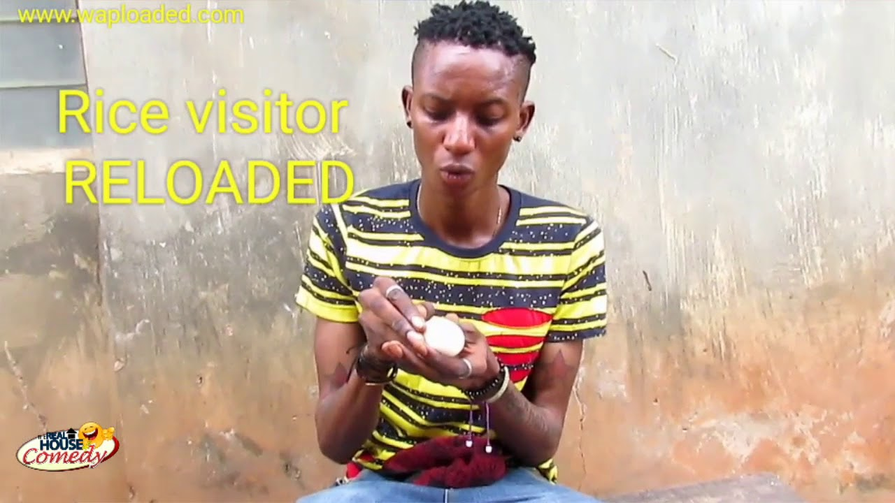 Real House of Comedy - The Rice Visitor Reloaded
