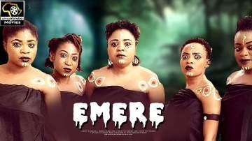 Yoruba Movie: Emere