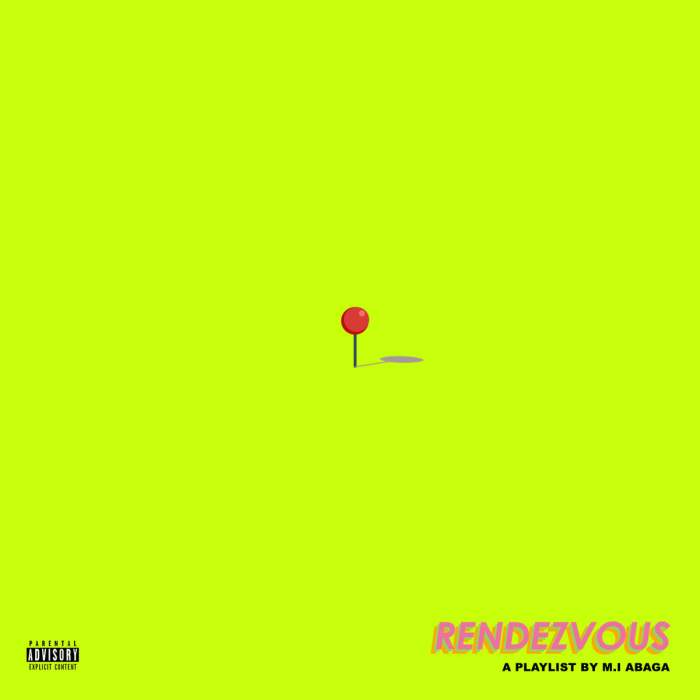 M.I Abaga - Playlist (feat. Nonso Amadi)