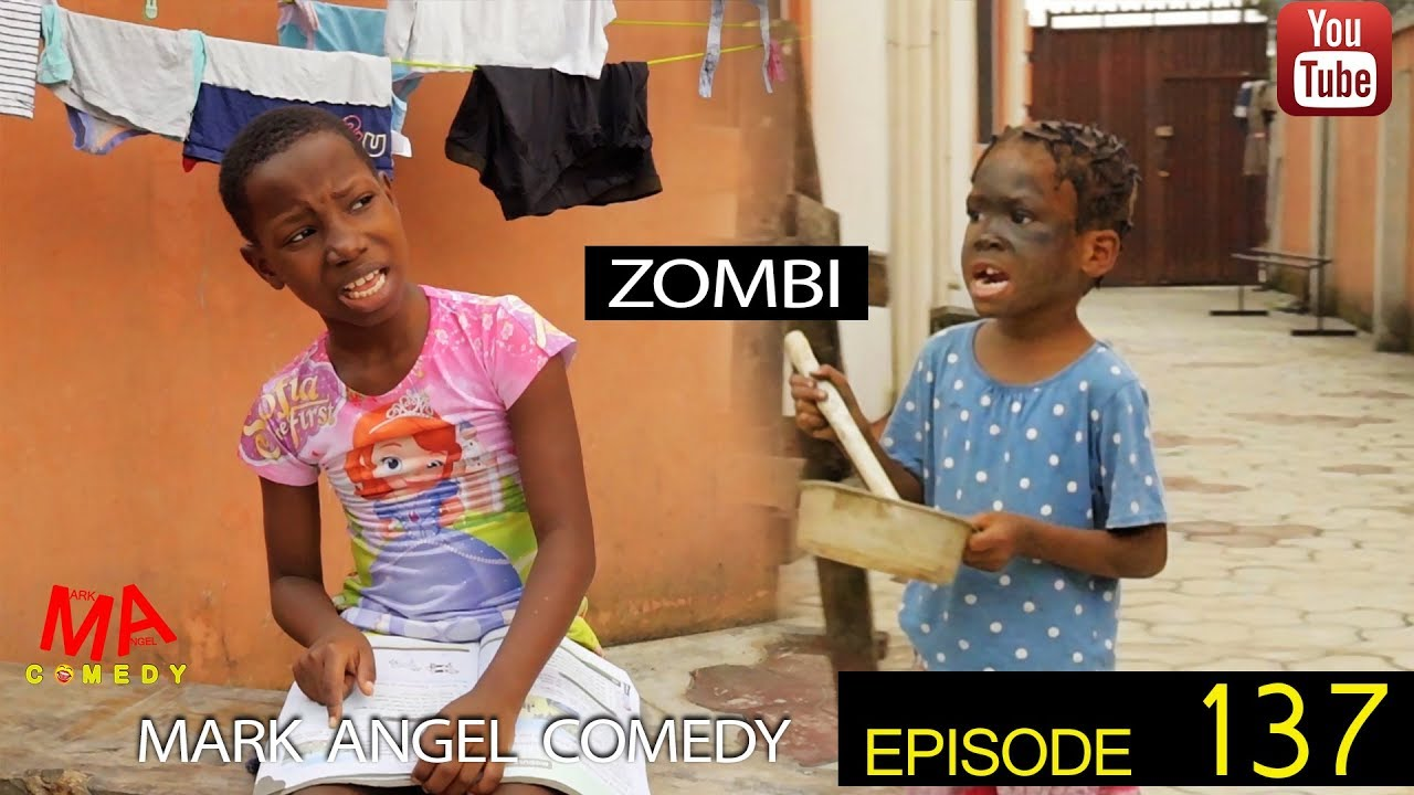 Mark Angel Comedy - Episode 137 (Zombi)