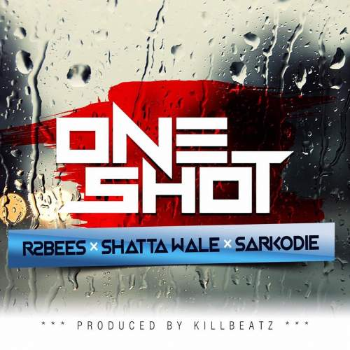 R2bees - One Shot (feat. Sarkodie & Shatta Wale)