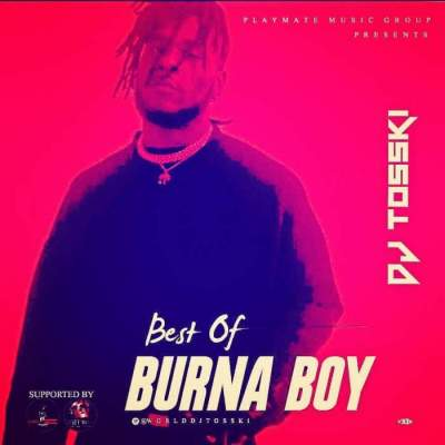 DJ Mix: DJ Tosski - Best of Burna Boy