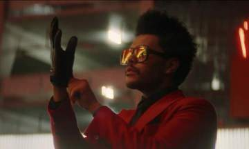 Video: The Weeknd - Blinding Lights