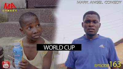 Comedy Skit: Mark Angel Comedy - Episode 163 (World Cup 2018)