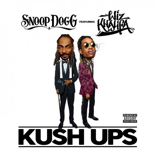 Snoop Dogg - Kush Ups (feat. Wiz Khalifa)