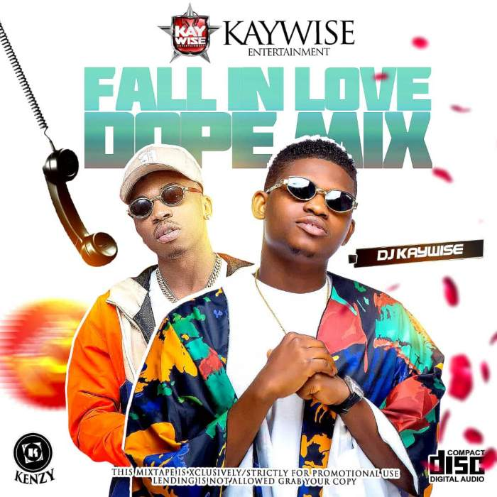 DJ Kaywise - Fall in Love Mix
