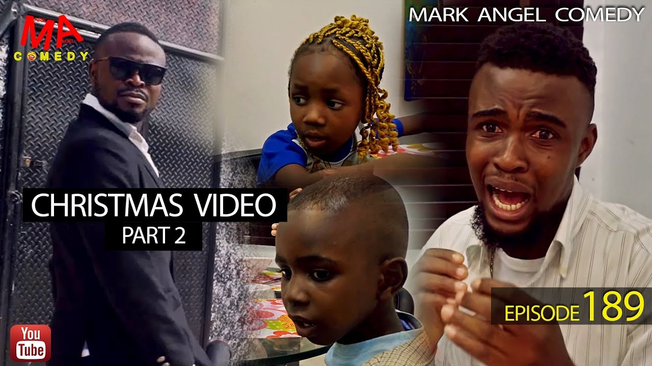 Mark Angel Comedy - Episode 189 (Christmas Video Part Two)