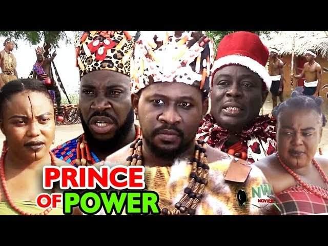 Prince of Power (2020)