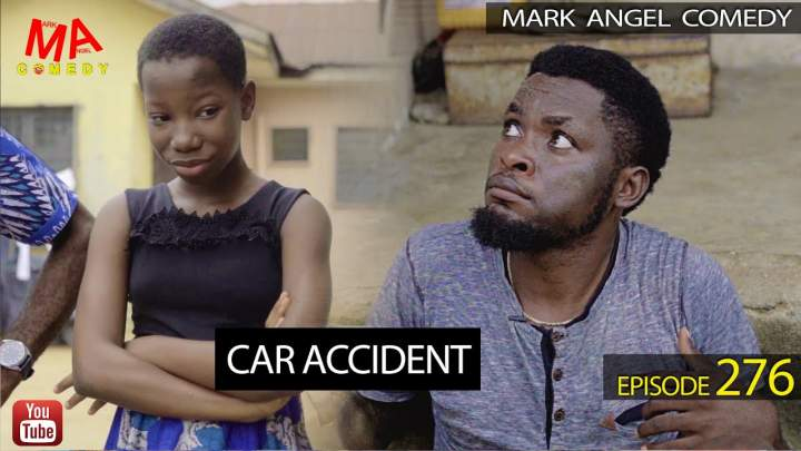 Mark Angel Comedy - Episode 276 (Car Accident)