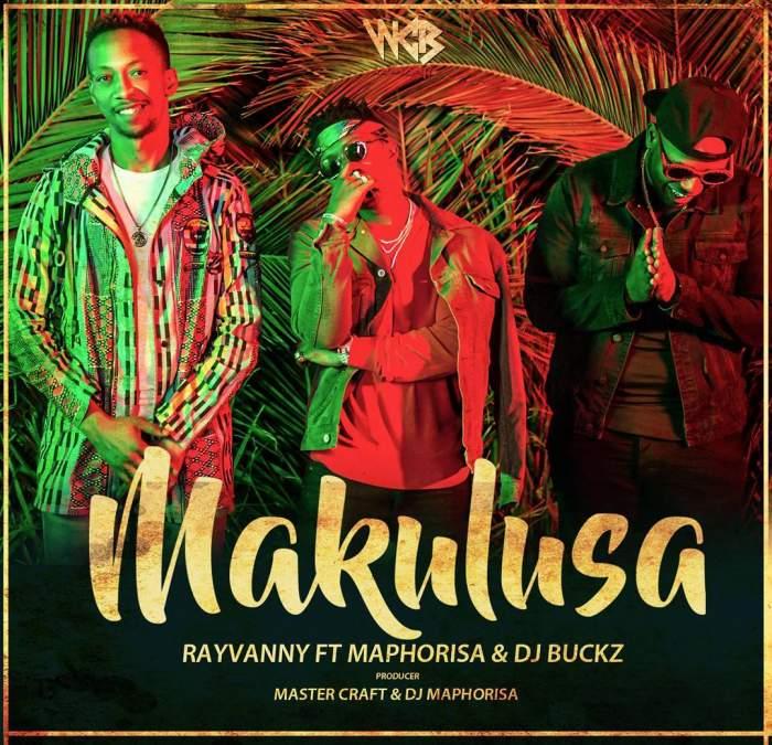 Rayvanny - Makulusa (feat. DJ Maphorisa & DJ Buckz)