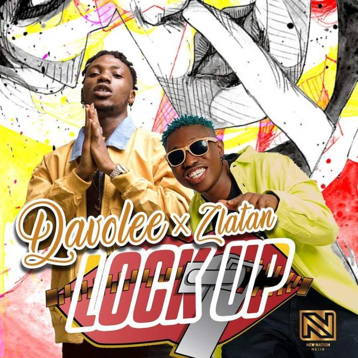 Davolee - Lock Up (feat. Zlatan)