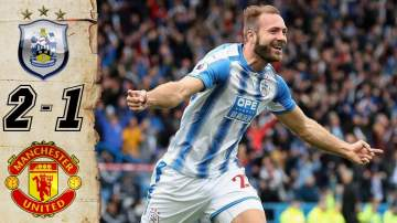Video: Huddersfield Town 2 - 1 Manchester United (Oct-21-2017) Premier League Highlights