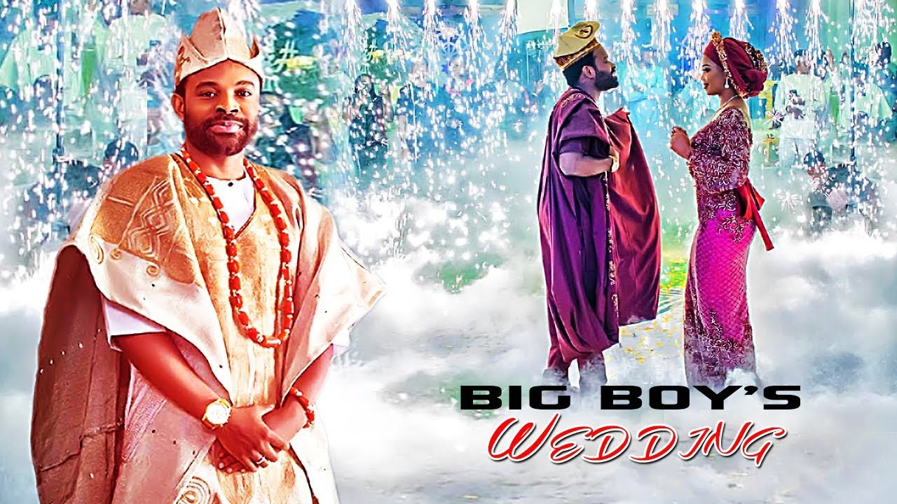Big Boy's Wedding (2018)