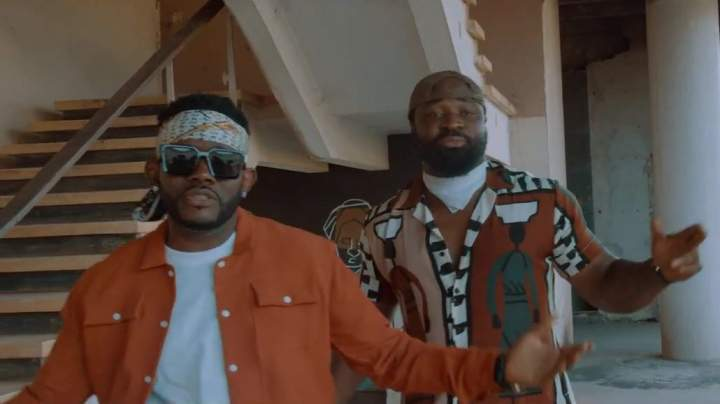 J. Martins - Be Real (feat. Harrysong)
