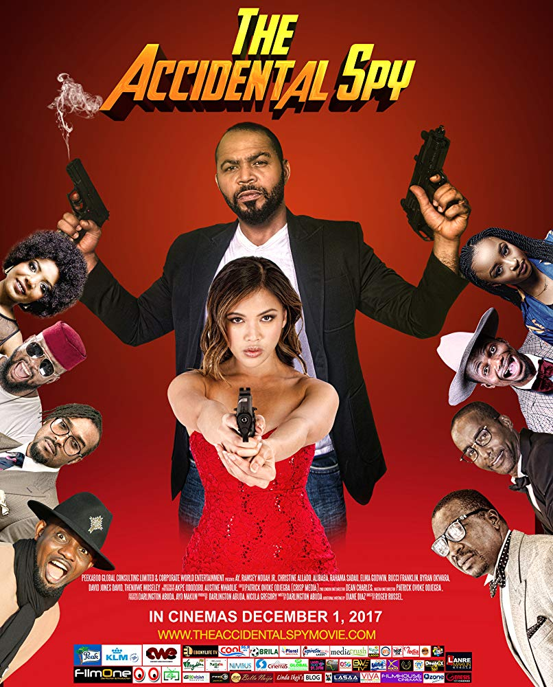 The Accidental Spy (2017)