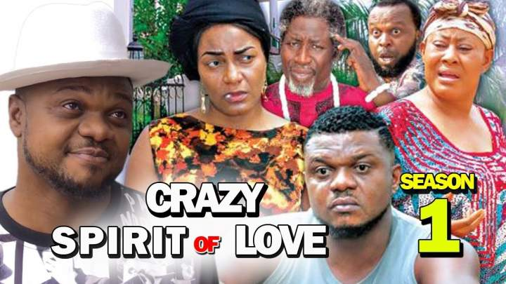 Crazy Spirit of Love (2019)