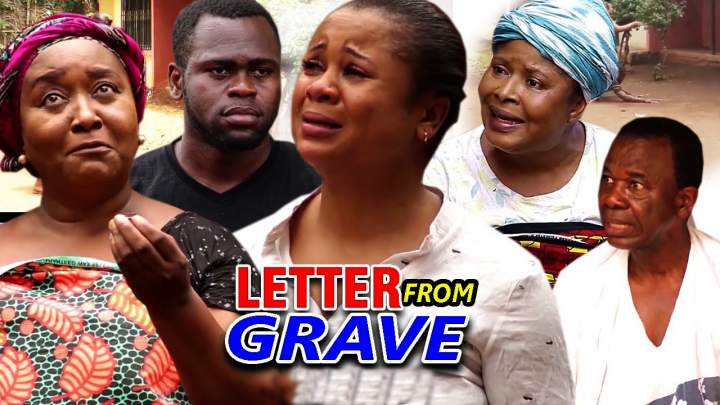 Letter from the Grave (2021)