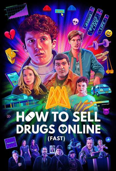 Series Download: How to Sell Drugs Online (Fast) (Complete Season 2)
