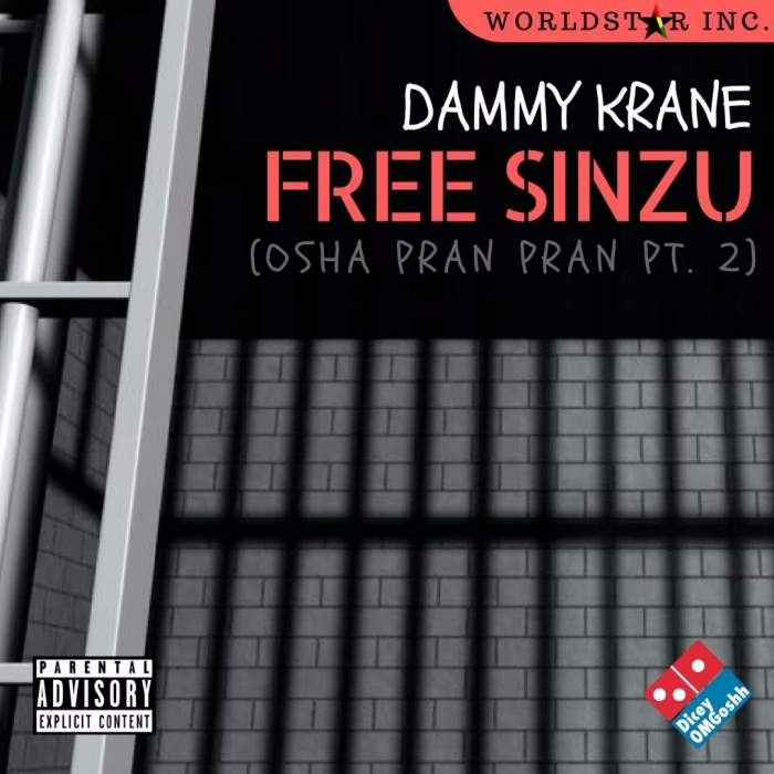 Dammy Krane - Free Sinzu (Osha Pran Pran Pt. 2)