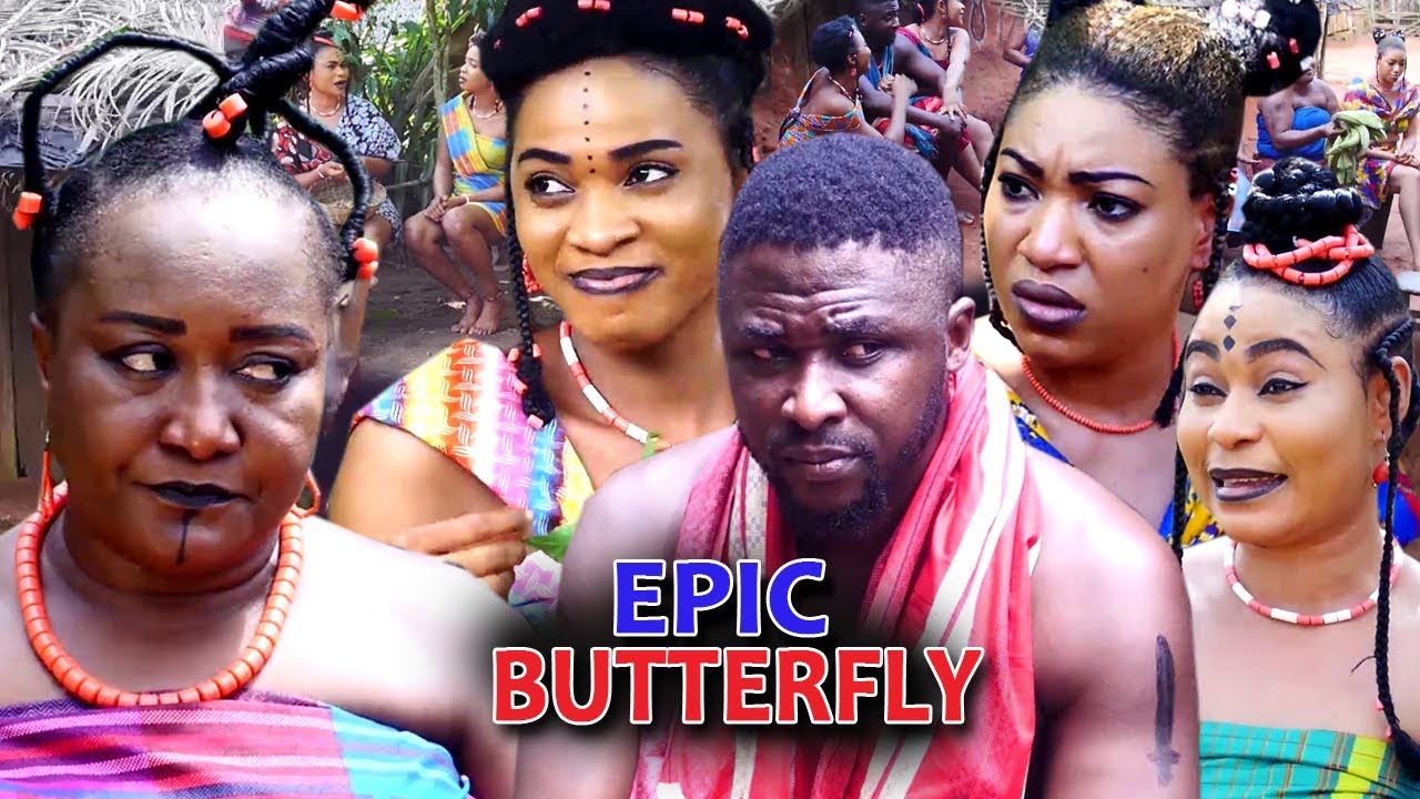 Epic Butterfly (2019)