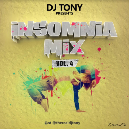 DJ Tony - Insomnia Mix (Vol. 4)