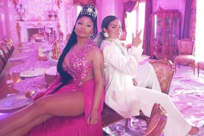 Video: KAROL G & Nicki Minaj - Tusa