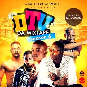 DJ Donak - DTV Da Mixtape (Season 6)